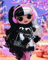 Кукла ЛОЛ Зимняя Диско Долли O.M.G. Winter Disco Dollie, фото 1
