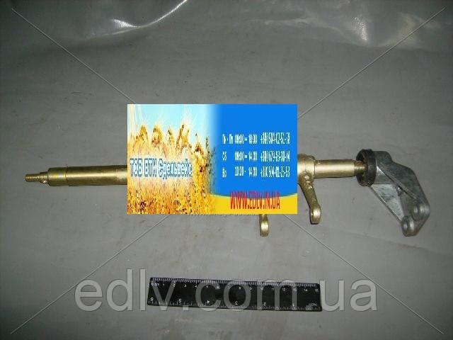 Вал переключения коробки раздаточной УАЗ 452. (пр-во УАЗ) 452-1804010-01