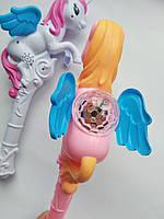 Музична іграшка, що світиться, Єдиноріг з дискокулею