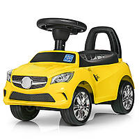 Каталка-толокар «Mercedes-Benz» M 3147C(MP3)-6 Желтый