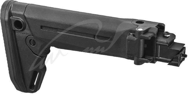 Приклад Magpul Zhukov-S Stock АК47/74 (для штампованной версии) черный