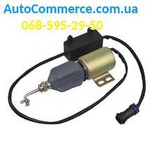 Механизм клапан выключения двигателя (глушилка) FAW 1061, ФАВ 1061(SD-003A2), фото 3