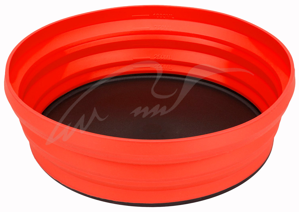 Миска Sea To Summit XL-Bowl складная ц:red