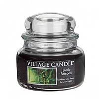 Свеча ароматизированная Village Candle Чорний бамбук (час горіння до 55г)