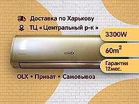 Тепловая завеса 3.3Квт, с климат-контролем, тепловая штора