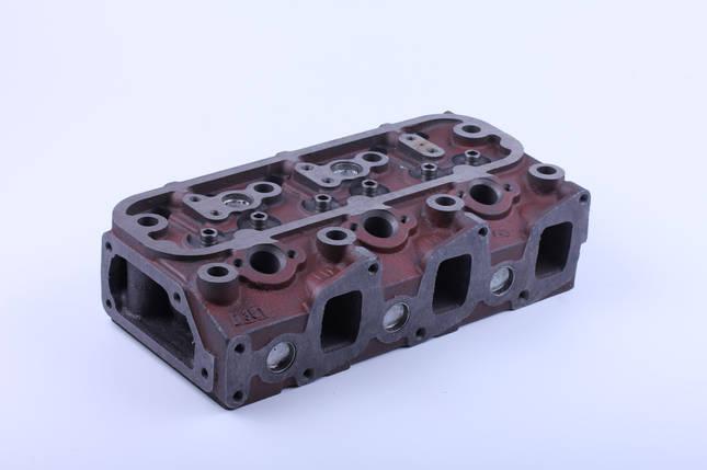 Головка блока цилиндров двигателя КМ385ВТ, фото 2