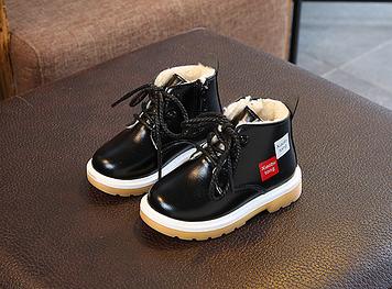 Детские ботинки Детские ботинки зима Детские ботинки для мальчика Зимние детские ботинки