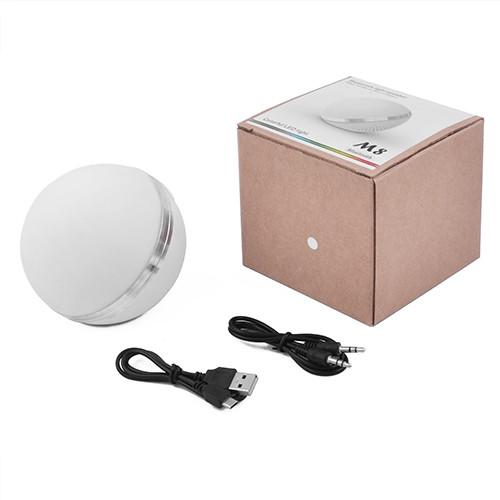 Bluetooth-колонка Musicbox M8 Синяя (KD-54655S189)