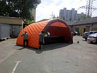 Пневмопалатка тент пневмокупол собственное производство/ inflatables tent