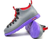 Мужские ботинки Native Fitzsimmons grey-violet