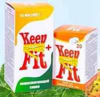 Комплекс для похудения капли и капсулы KeepFit - КипФит
