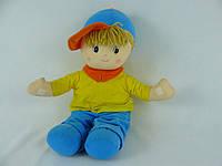 """""""Мальчик"""" мягкая игрушка, разноцветные игрушки"""