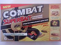 Combat (Комбат), 6 дисків - пастки для тарганів і мурашок, фото 1