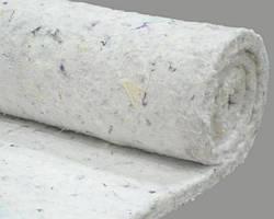 Повсть меблевий (щільність 1000 г/м2) колір білий