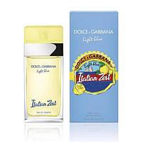 Туалетная вода для женщин Dolce & Gabbana Light Blue Italian Zest edt  не оригинал 100 мл (Турция)