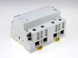 Контактор модульный 2NO+2NC 100A