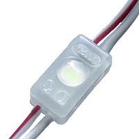 LED-модуль 1-2835-12V-IP65 20Lm 0.2W blue (M601TA)