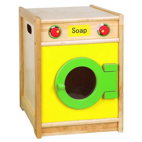 Стиральная машина деревянная Viga Toys 58308, фото 2