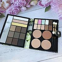 Набор для макияжа MaxMara 26 colors (консилеры и тени для бровей) реплика