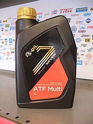 Трансмиссионное масло S-oil ATF Multi