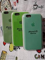 Силиконовый чехол для Айфон  6 / 6S  Silicon Case Iphone 6 / 6S в защищенном боксе - Color 27, фото 2