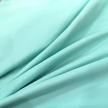 Ткань плащевка канада мята, фото 2