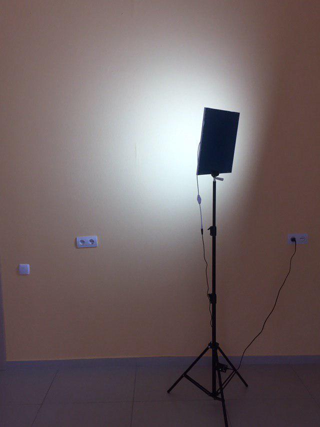 Puluz LED панель для студийной съемки, студийное освещение