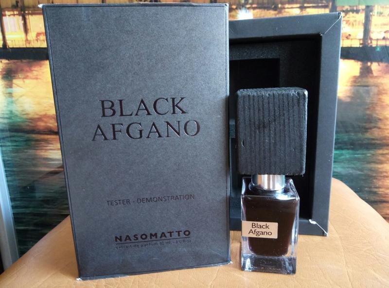 Nasomatto Black Afgano edp 30ml Tester
