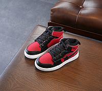 Красные детские кроссовки • Детские кроссовки Детские кроссовки для мальчика Размер 27-31