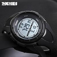 Спортивные часы SKMEI 1074 (водонепроницаемые) цвет- черный