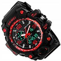 Спортивные часы SKMEI 1155В (водонепроницаемые) цвет - красный