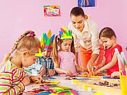 Виды детского творчества