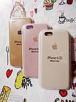 Силиконовый чехол для Айфон  6 / 6S  Silicon Case Iphone 6 / 6S в защищенном боксе - Color 7, фото 2