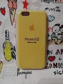 Силиконовый чехол для Айфон  6 / 6S  Silicon Case Iphone 6 / 6S в защищенном боксе - Color 5