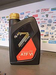 Трансмиссионное масло S-oil ATF VI