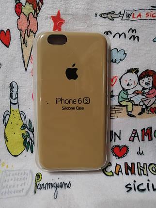 Силиконовый чехол для Айфон  6 / 6S  Silicon Case Iphone 6 / 6S в защищенном боксе - Color 6, фото 2