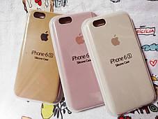 Силиконовый чехол для Айфон  6 / 6S  Silicon Case Iphone 6 / 6S в защищенном боксе - Color 6, фото 3