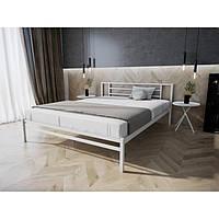 """Металеве двоспальне ліжко """"Берта"""" (8 кольорів)"""