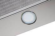 Витяжка VENTOLUX GARDA 60 INOX (800) SMD LED нержавійка 60 см, фото 3