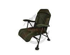 Карповое кресло для рыбалки Trakker Levelite Longback Recliner Chair, фото 3