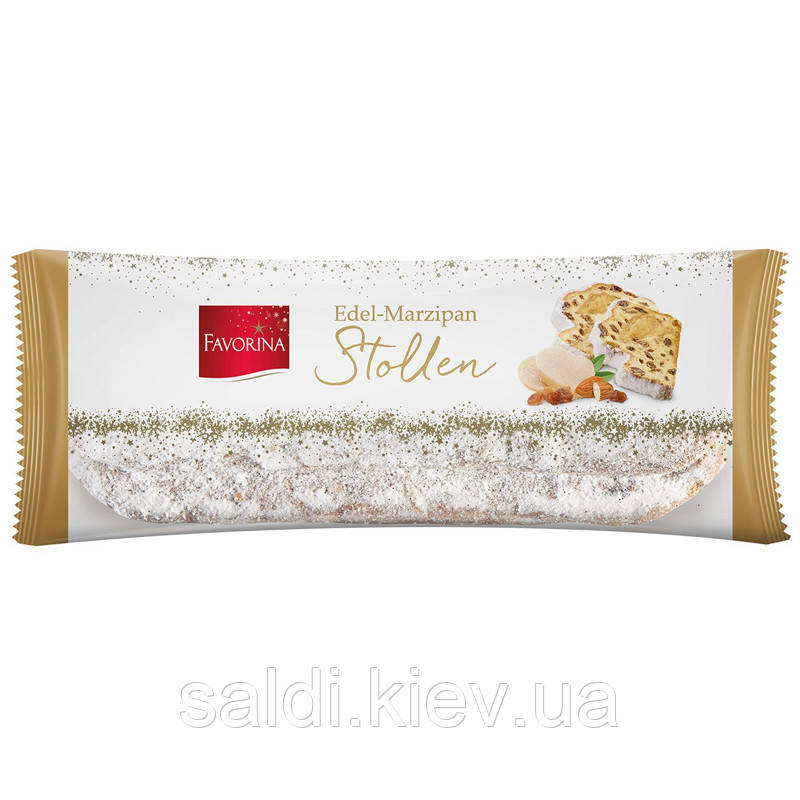 Штоллен Stollen Finest Marzipan 750г