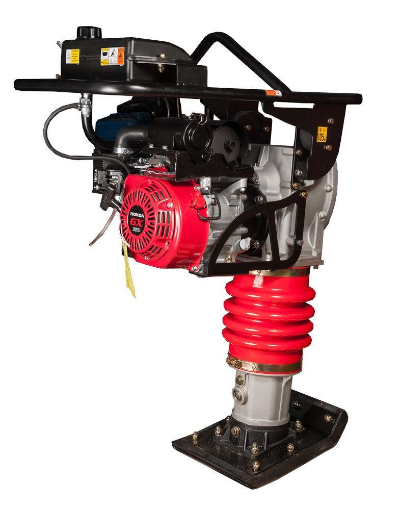 Вибронога бензиновая GR7H10W (двигатель Honda GX100)