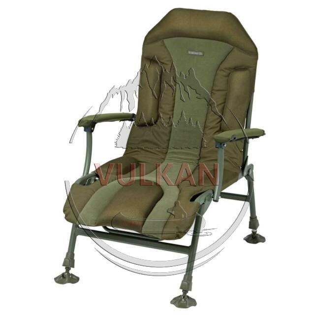 Карповое кресло для рыбалки Trakker Levelite Longback Recliner Chair
