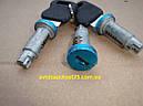 Личинка замка с ключами Газ 31105 (производитель Россия) комплект 3 штуки, фото 4