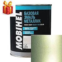 Автокраска Mobihel металлик 345 Оливковая 1л.