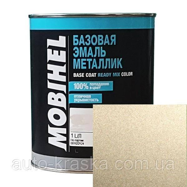 Автокраска Mobihel металлик 277 Антилопа Люкс.0.1л
