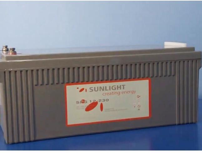 Аккумулятор Sunlight spg 12  150