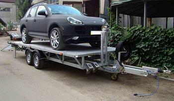 Прицепы для транспортировки автомобилей (АВТОВОЗЫ)