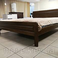 """Двуспальная кровать из натурального дерева """"Бристоль"""", фото 3"""