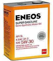 ENEOS Super Gasoline SL 5W-30, 4L,ENSS530SL-4